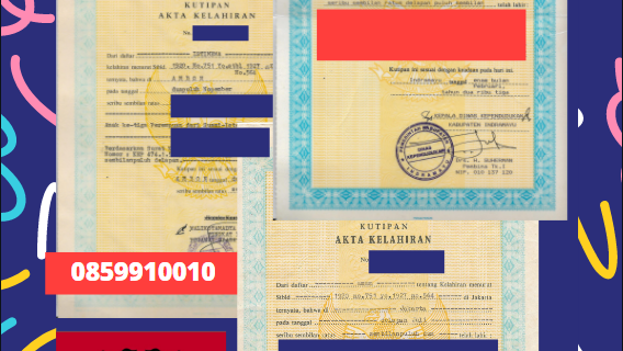 Jasa Legalisir Akta Lahir Indonesia Di Shkodër – Albania    08559910010