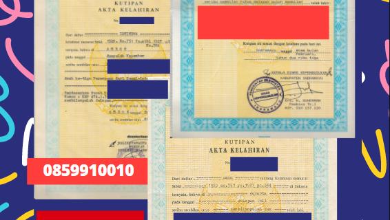 Jasa Legalisir Akta Lahir Indonesia Di Yerevan – Armenia    08559910010