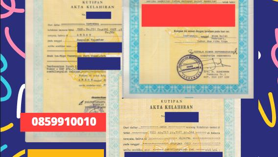 Jasa Legalisir Akta Lahir Indonesia Di Alytus – Lithuania || 08559910010