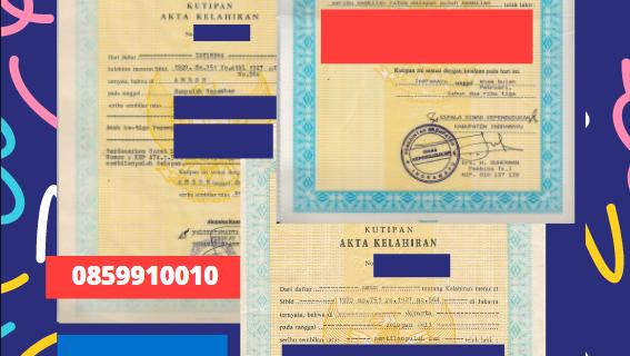 Jasa Legalisir Akta Lahir Indonesia Di Valga – Estonia    08559910010