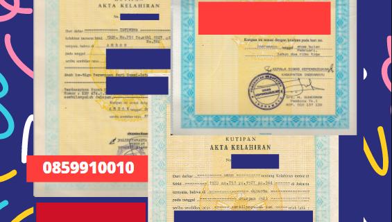 Jasa Legalisir Akta Lahir Indonesia Di Ar-Raqqah – Suriah    08559910010