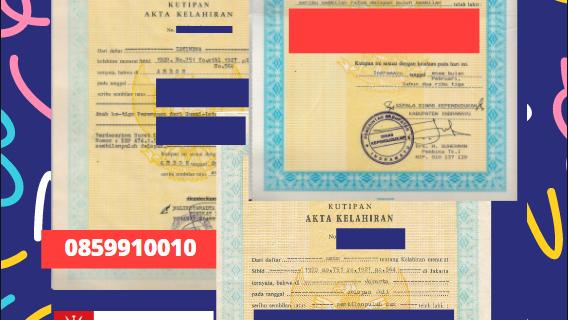 Jasa Legalisir Akta Lahir Indonesia Di Ash-Syarqiyah Utara – Oman || 08559910010