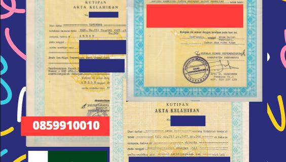 Jasa Legalisir Akta Lahir Indonesia Di Bahawalpur – Pakistan || 08559910010