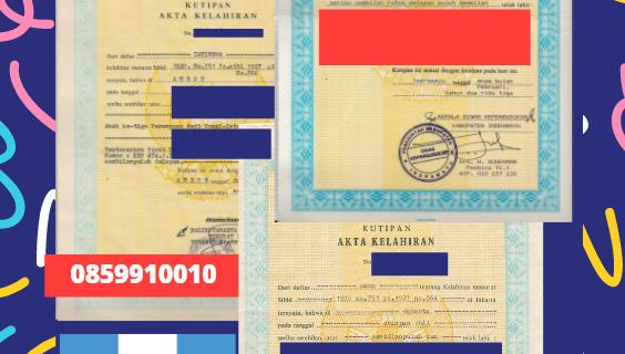 Jasa Legalisir Akta Lahir Indonesia Di Baja Verapaz – Guatemala    08559910010