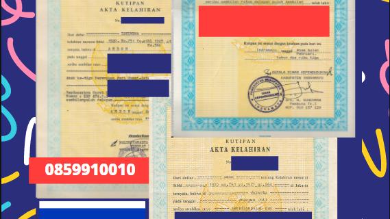 Jasa Legalisir Akta Lahir Indonesia Di Beersheba – Israel || 08559910010