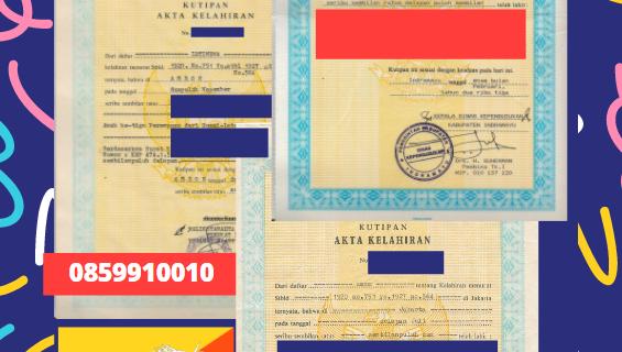 Jasa Legalisir Akta Lahir Indonesia Di Bumthang – Bhutan || 08559910010