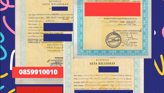 Jasa Legalisir Akta Lahir Indonesia Di Cao Bằng – Vietnam    08559910010