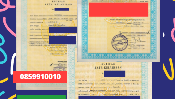 Jasa Legalisir Akta Lahir Indonesia Di Chahar Mahaal dan Bakhtiari – Iran || 08559910010