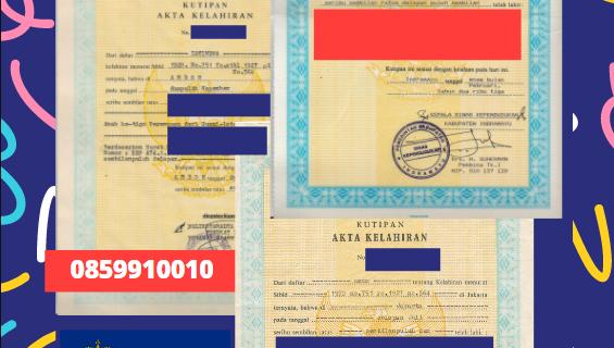 Jasa Legalisir Akta Lahir Indonesia Di Gamprin – Liechtenstein    08559910010