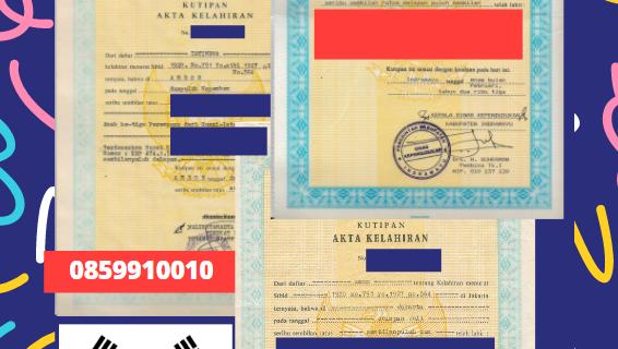 Jasa Legalisir Akta Lahir Indonesia Di Gyeonggi – Korea Selatan || 08559910010