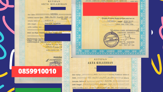 Jasa Legalisir Akta Lahir Indonesia Di Gilan – Iran || 08559910010
