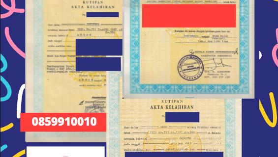 Jasa Legalisir Akta Lahir Indonesia Di Ishikawa – Jepang    08559910010