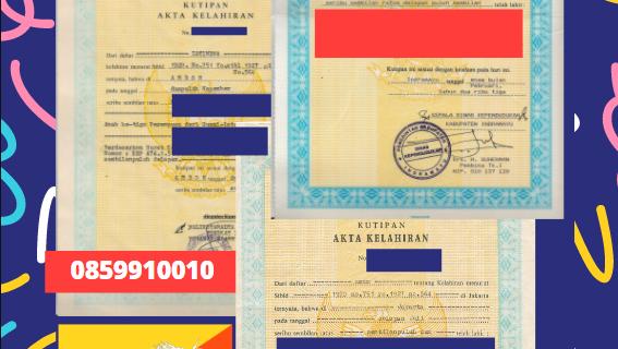 Jasa Legalisir Akta Lahir Indonesia Di Mongar – Bhutan || 08559910010